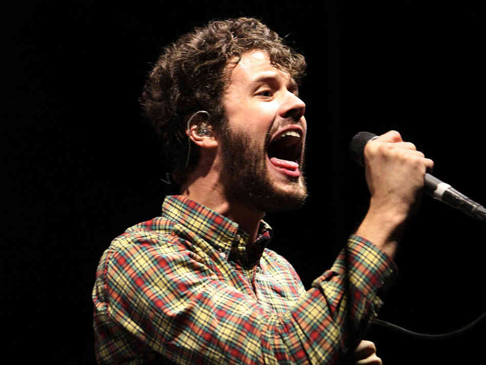 Passion Pit; credit: Mark Metcalfe