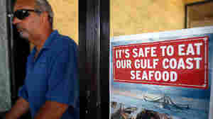 Consumers Still Skittish About Gulf Seafood