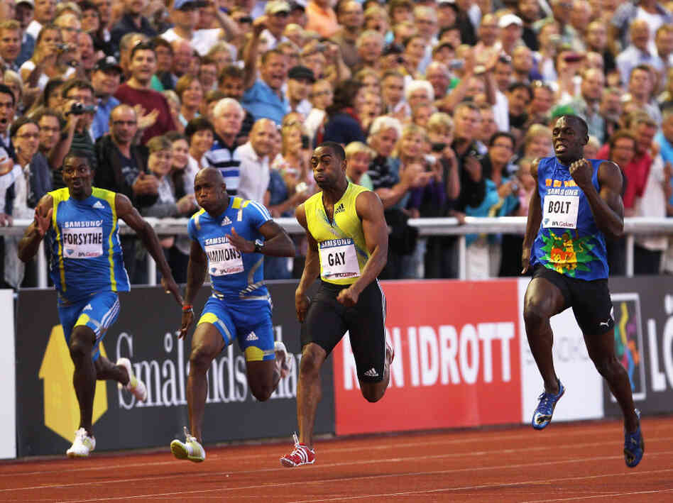 IAAF Diamond League in Stockholm