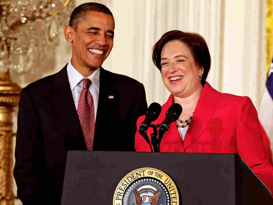Obama Hosts Reception Celebrating Kagan's Confirmation To Supreme Court