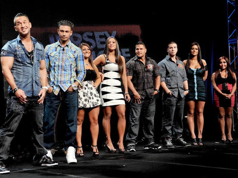 Press Tour Moments  The  Jersey Shore  Cast Pays Punchy Critics A ... 0ef433ef7