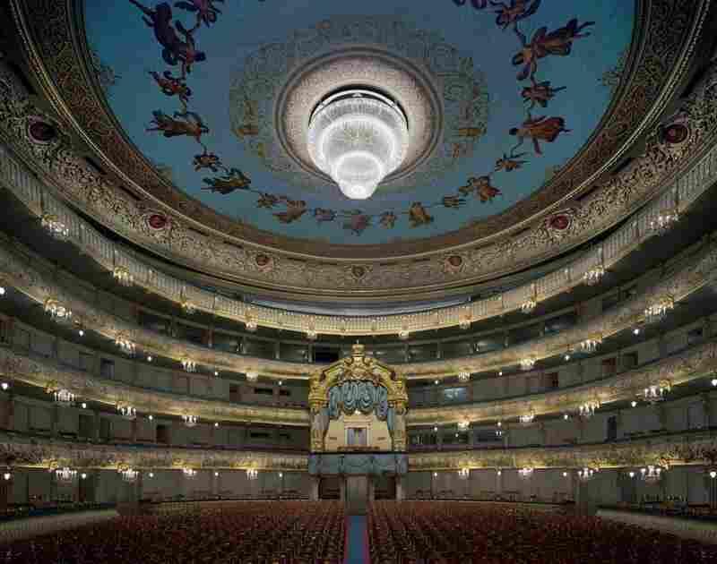 Mariinsky Theatre, Saint Petersburg, Russia, 2009
