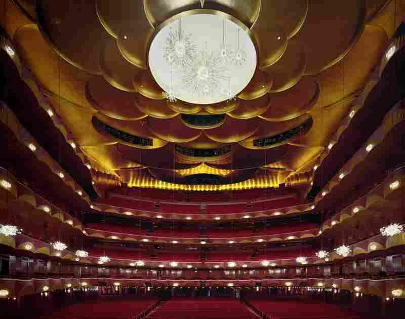 Metropolitan Opera House, New York, New York, 2008