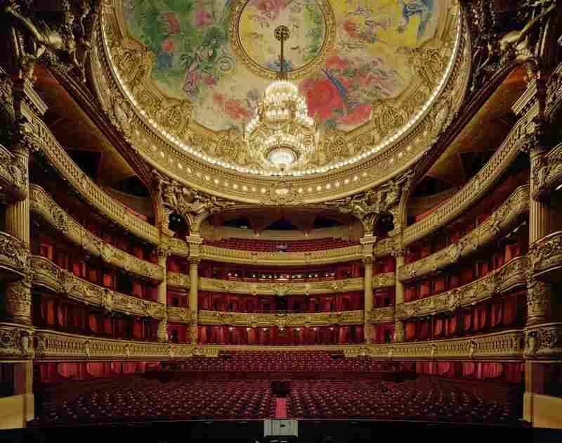 Palais, Garnier, Paris, France, 2009