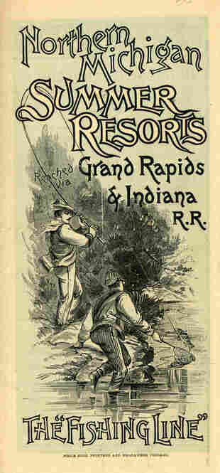 A Grand Rapids and Indiana promotional booklet, 1870.