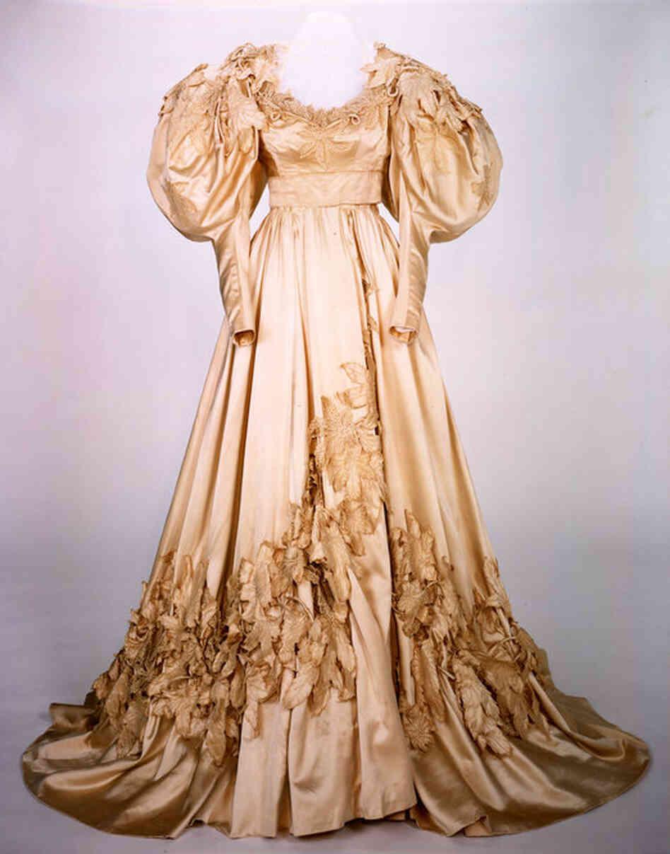 Shop for scarlett ohara dress on Etsy, Vintage 40s Ivory Lace Wedding ...