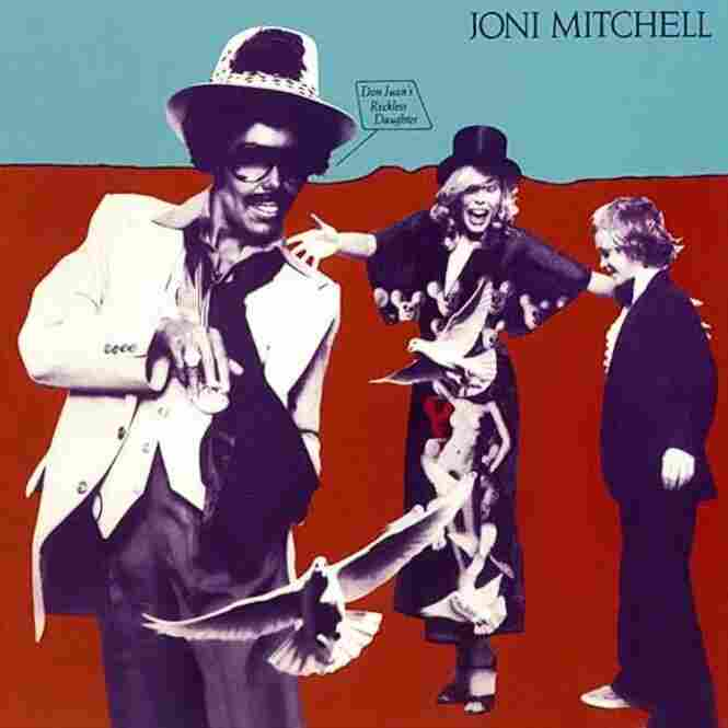 "Her foray into jazz received some critical acclaim, but Joni Mitchell's notions of ""natural"" blackness raised eyebrows, particularly when she appeared on the cover of Don Juan's Reckless Daughter (1977) as Art Nouveau, her African-American alter-ego, complete with blackface and an Afro."