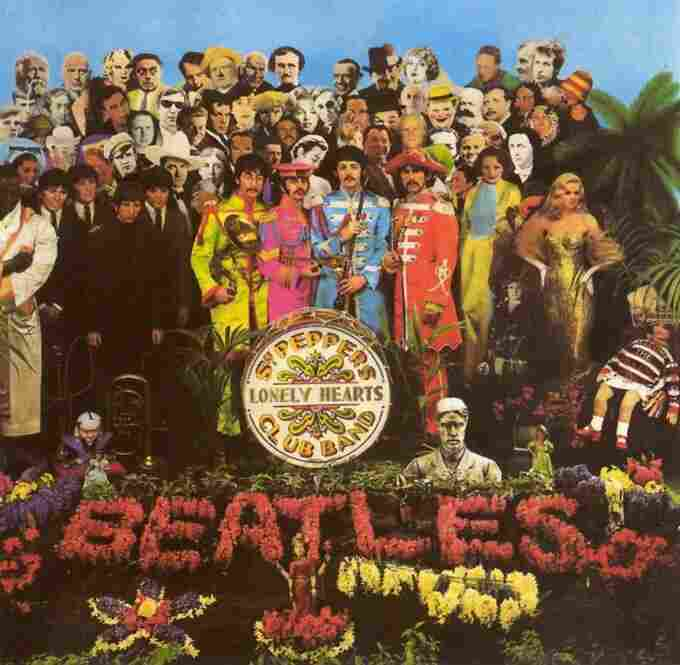 The biggest band on the planet got away with producing an experimental concept album by performing as a newly hirsute, military-costumed band. Sgt. Pepper's Lonely Hearts Club Band only elevated the status of The Beatles.