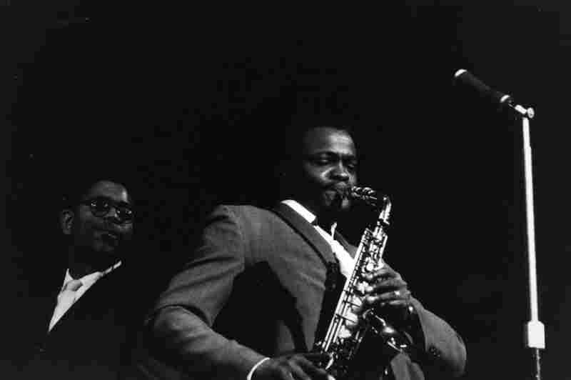 "For jazz musicians, 20th-century record contracts often buried exclusivity clauses in the fine print. If a musician wanted to take a job elsewhere, he or she had to record under a pseudonym. In 1957, an alto saxophone player named Buckshot La Funke appeared on a recording released by Blue Note, but it had the unmistakable bounce of Julian ""Cannonball"" Adderley, who was signed to Mercury Records..."