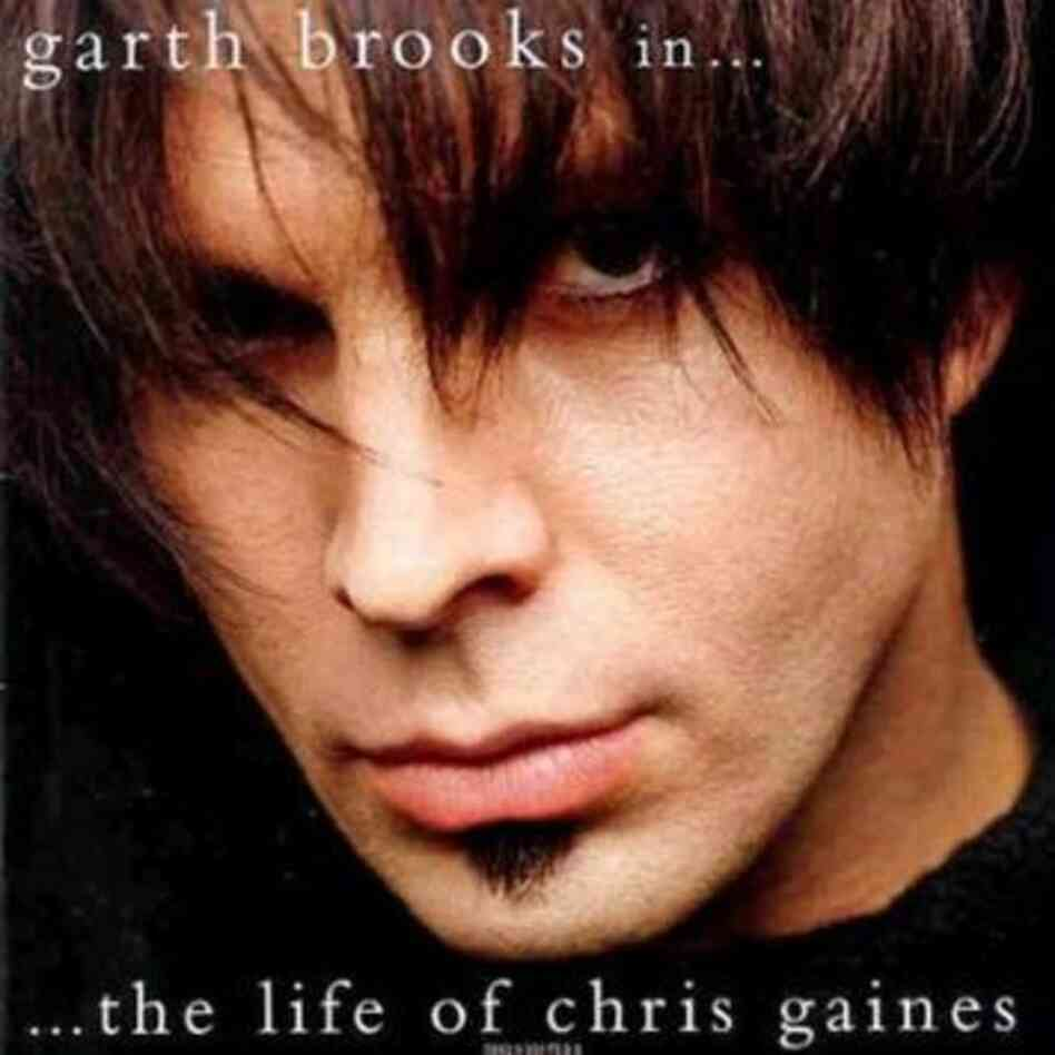 Garth Brooks in The Life of Chris Gaines Garth Brooks in The Life of