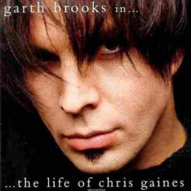 Distinguished by a mini-goatee, mascara and an over-styled goth-black wig, Chris Gaines was a late-1990s alternative rocker embodied by country superstar Garth Brooks. It is the only alter ego so far to have its own episode of VH1's Behind the Music.