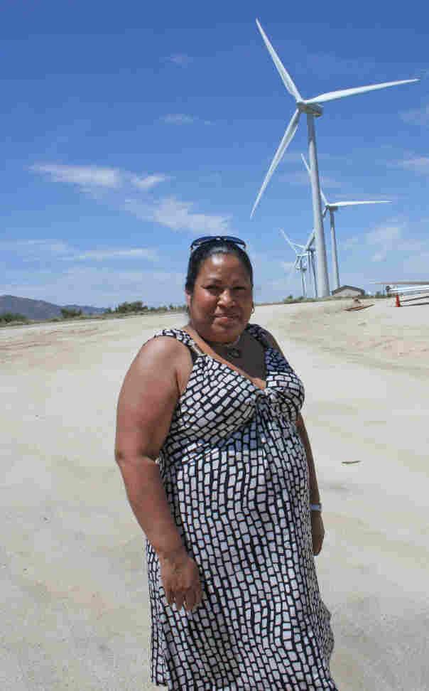 Monique LaChappa, tribal chairwoman, Campo Kumeyaay Nation