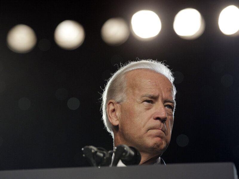 Vice President Joe Biden Tells VFW He Is Optimistic About