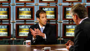 "Former RNC chairman Ken Mehlman on ""Meet The Press"" in August 2006."