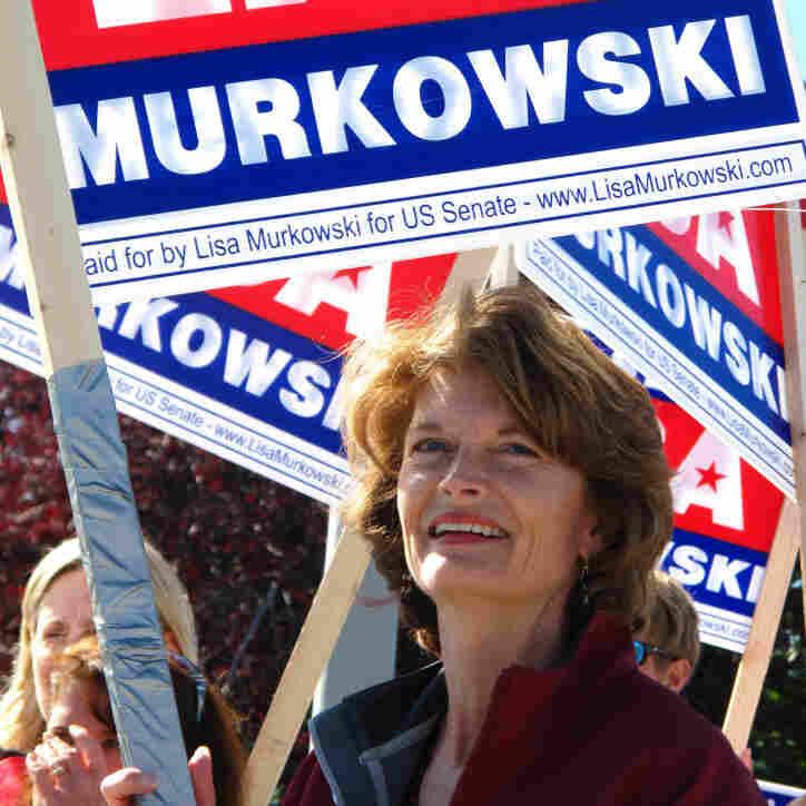Sen. Lisa Murkowski, R-Alaska