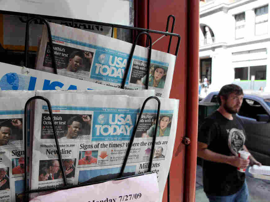 Newspaper Company Stock Prices Show Signs They May Have Bottomed Out