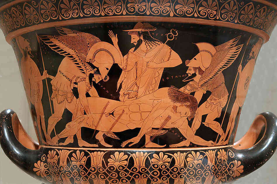 The Euphronios krater