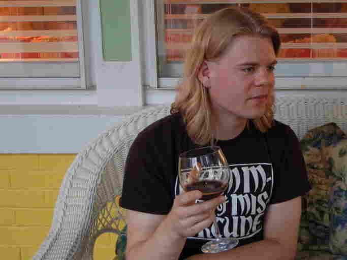 "Lars wonders, ""What would a beer inspired by Painkiller's Guts of a Virgin taste like?"""