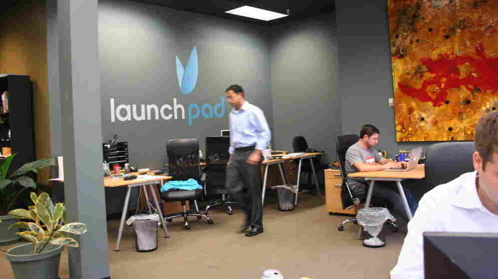 Launch Pad offices