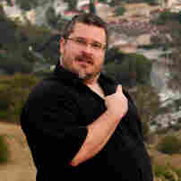Shaun Parker in the Hollywood Hills near Los Angeles.