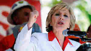 Sen. Barbara Boxer, D-Calif., on Aug. 13 in Los Angeles.