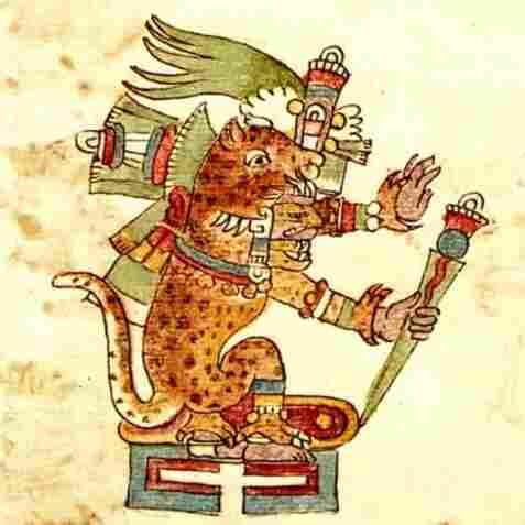 Tezcatlipoca, Aztec god