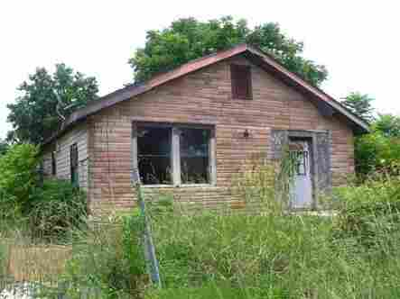 The Martins' home