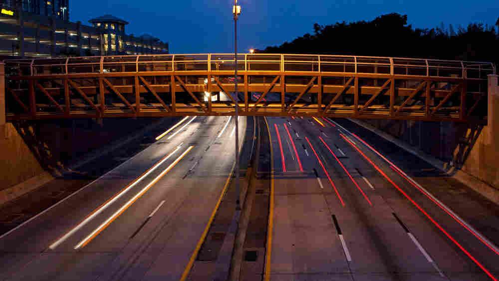 I-95 along the NE corridor. Timothy Bell for NPR