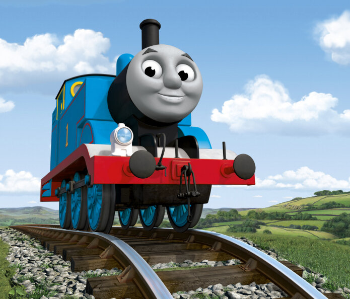 Full Steam Ahead: Thomas The Tank Engine Turns 65 : NPR