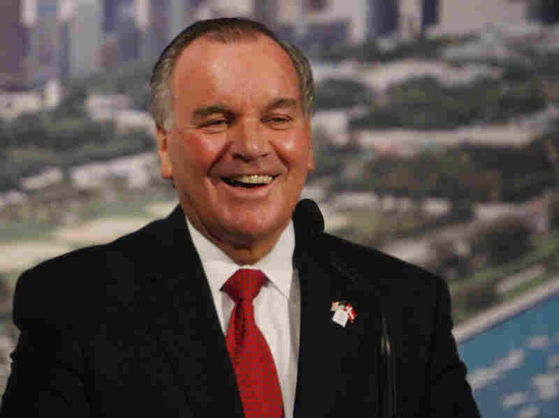Chicago Mayor Richard Daley, Sept. 30, 2009.