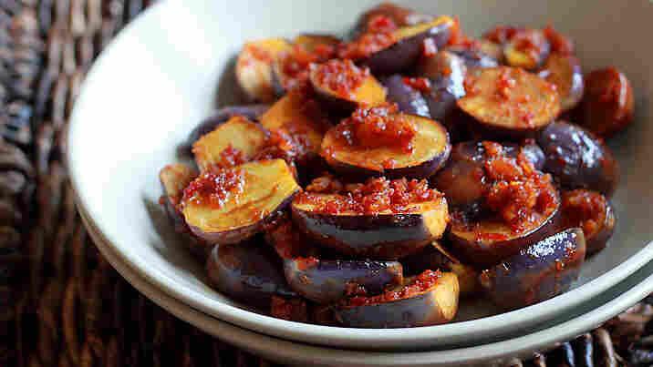 Sambal Eggplant