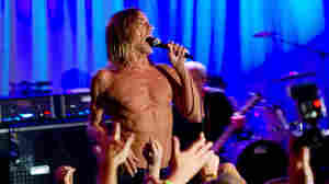Iggy and the Stooges performed 'Raw Power' at ATP 2010.