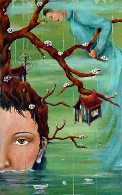 """Flotation Device"" by Cynthia Tom"