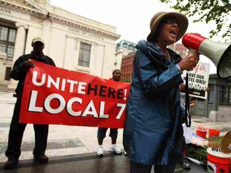 AFL-CIO Vice Executive President Arlene Holt Baker