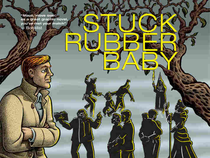 Cover of Stuck Rubber Baby