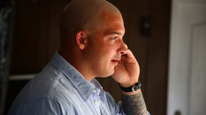 Sgt. Derrick Junge was diagnosed with a concussion, but passed over for a Purple Heart. Junge has not received rehabilitation or treatment for ongoing medical difficulties, and he struggles with simple tasks.