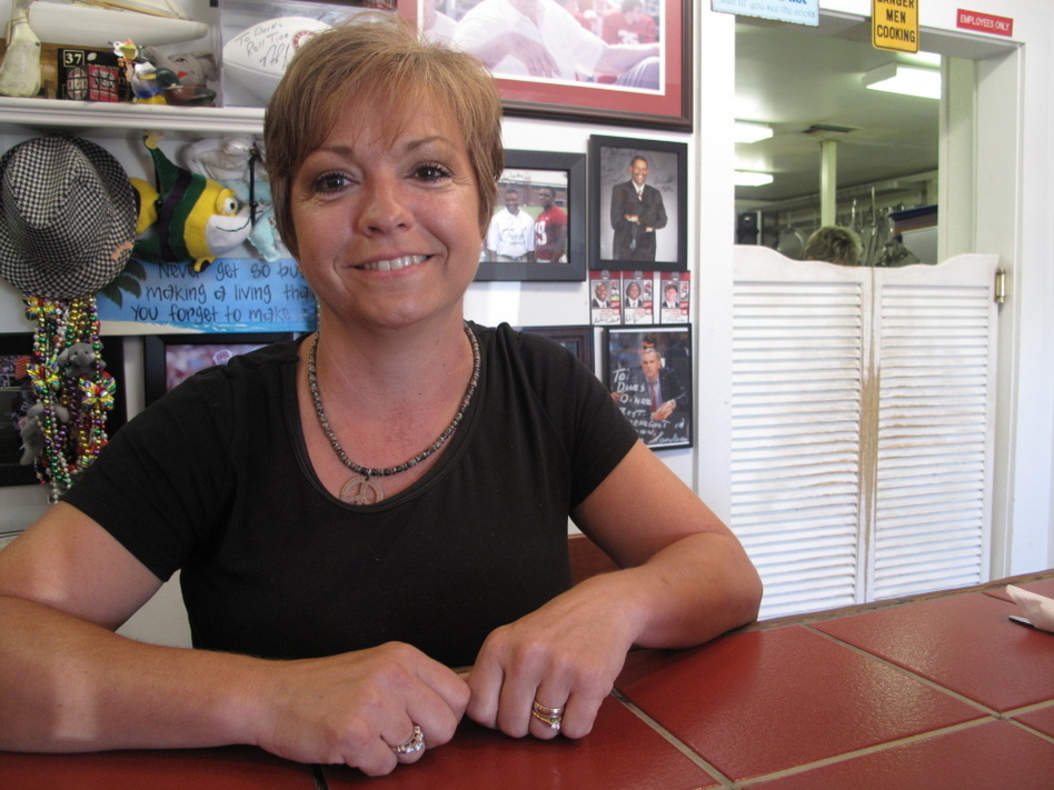 Rhonda Drummond owns  Dick's Diner in Orange  Beach, Ala., where  tourism has fallen flat since the BP oil spill. After filing for $120,000 with  claims czar Kenneth Feinberg, the restaurant received a $4,500 emergency payment  to stay afloat for the next six months. Now she's facing bankruptcy.