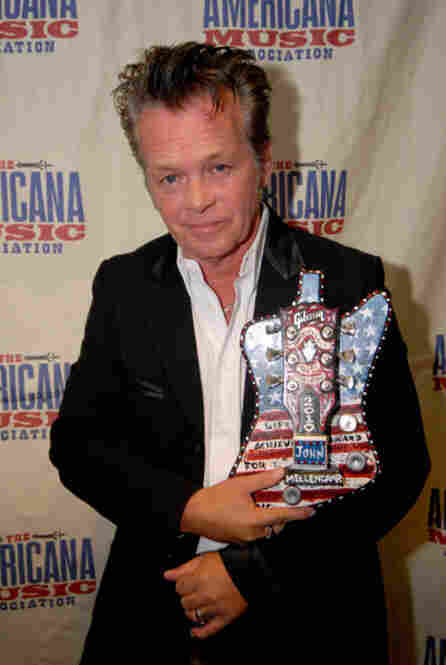 John Mellencamp, winner of the Lifetime Achievement Award for SongwritingPhoto by Kay Williams