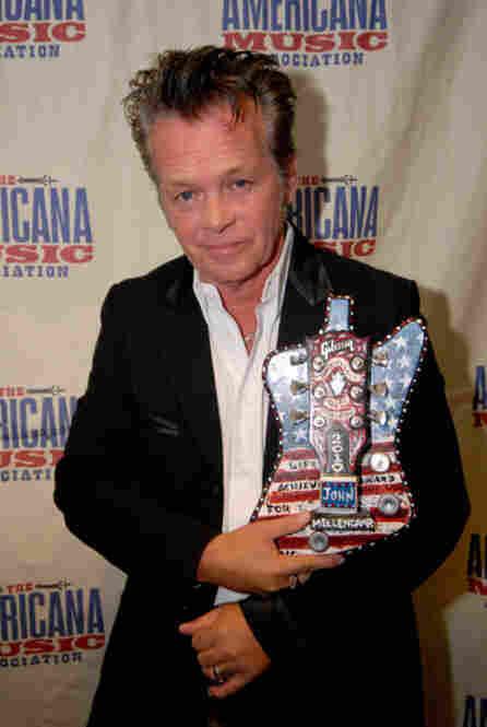 John Mellencamp, winner of the Lifetime Achievement Award for SongwritingPhoto by Kay Williams