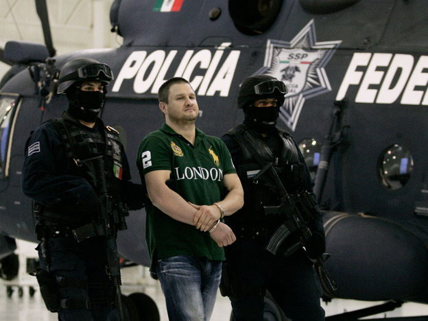 "Edgar ""La Barbie"" Valdez Villarreal, a Texas-born drug smuggler and leader in the Beltran Leyva cartel, was captured Aug. 30 by Mexican authorities in a residential area near Mexico City."