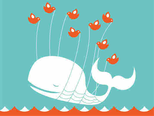 """Twitter's """"Fail Whale."""" Twitter.com"""