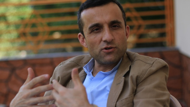 "Former head of Afghan intelligence Amrullah Saleh was fired earlier this year because of his opposition to the Karzai administration's efforts to negotiate with the Taliban. He says a Taliban-friendly government would mean Afghan rights are ""violated fundamentally."" (NPR)"