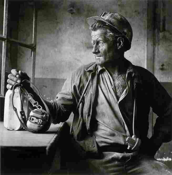 Exhausted Mine Worker - Germany, 1966