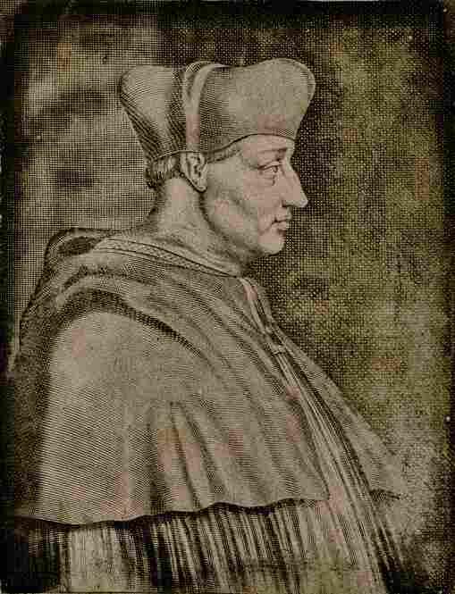 Cardinal Georges D'Amboise, 1826
