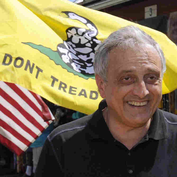 Carl Paladino, GOP candidate for governor in New York.