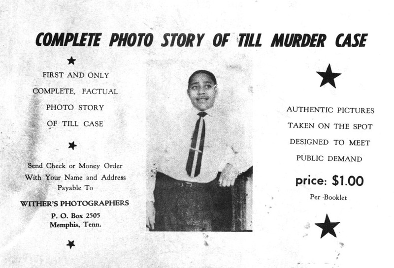 note to fbi i e emmet till Identi cation as emmett till, roy bryant and j wmilam were  she mar1&#39 ie and 2  white woman in the store prior to till entering the store h i note.