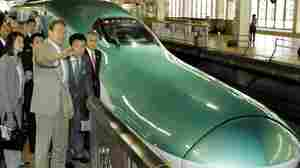 States Struggle To Share Cost Of High-Speed Rail