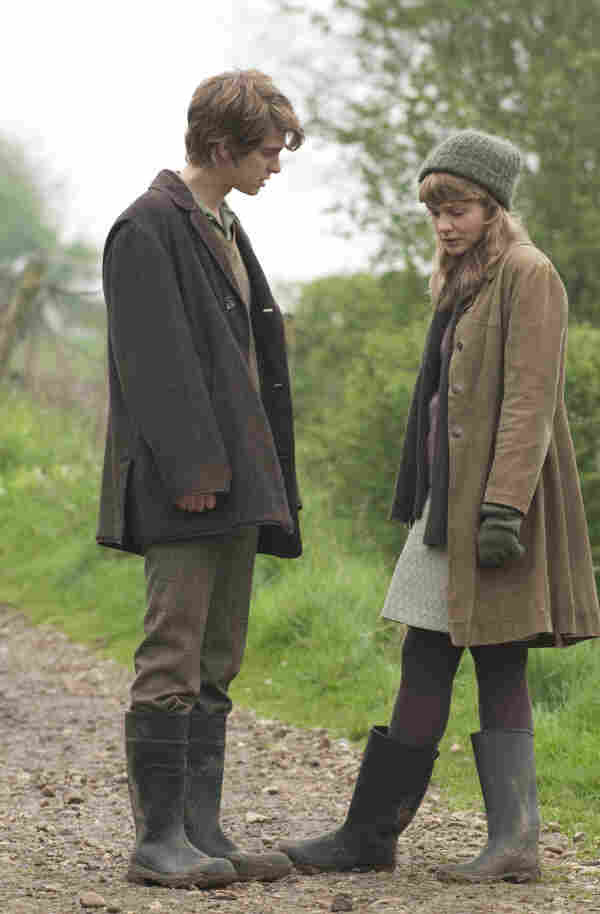 Andrew Garfield and Carey Mulligan