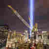 On 9/11 Anniversary, 'Thousands Of Small White Objects, Sparkling And Spiraling'
