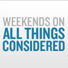 Weekends On All Things Considered Square Logo